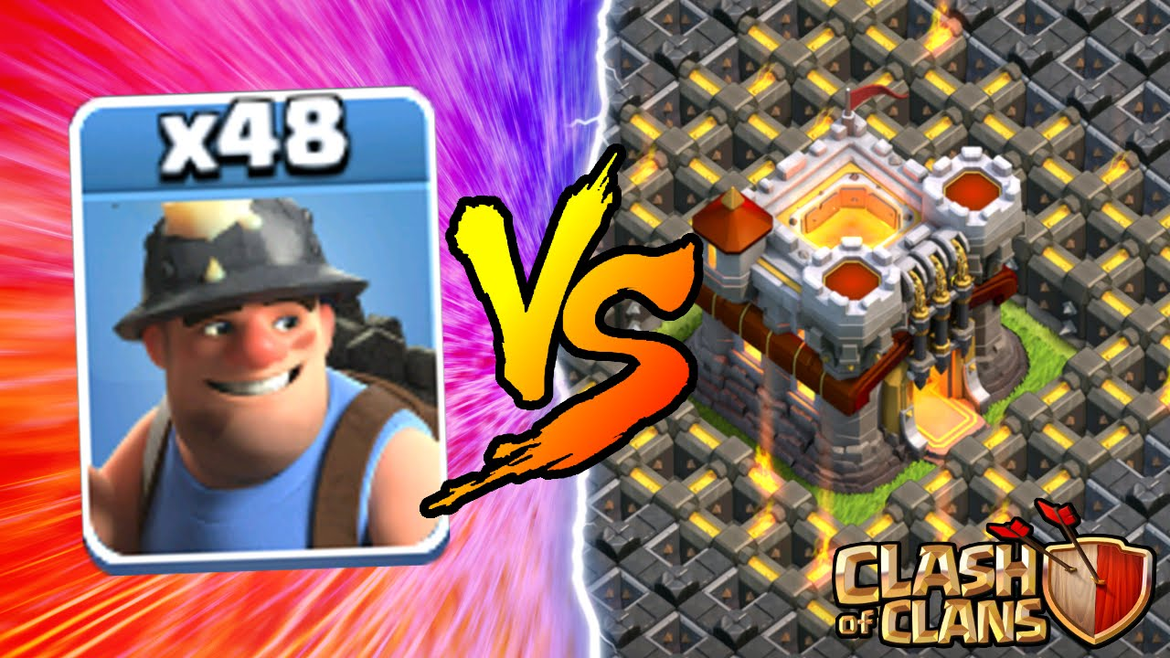 Clash of clans all miners vs town hall 11 new insane game play clash of clans all miners vs town hall 11 new insane game play may 2016 update youtube publicscrutiny Image collections