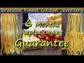 Finest Branded Golden Jewellery with 6 Months Replacement Guaranty | Quality Gold-plated Jewellery