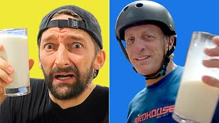 TONY HAWK CHALLENGED US!