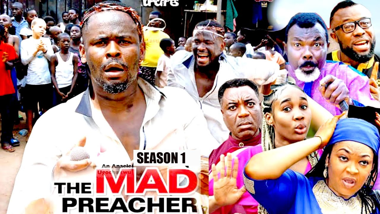 Download MAD PREACHER  (SEASON 1) - ZUBBY MICHEAL 2021 NOLLYWOOD BLOCKBUSTER || ROCKCELLY TV