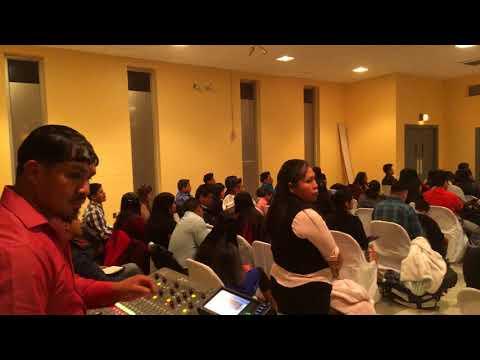 Iglesia de Dios en el Espíritu Santo Lynn Massachusetts / Predica por Rony Zacarías