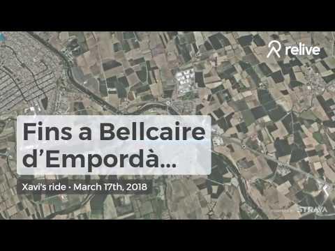 RDB - Fins a Bellcaire d'Empordà...