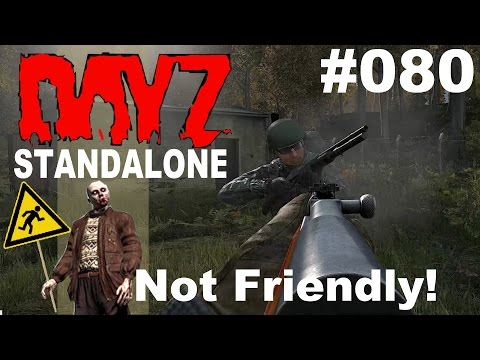 DayZ Standalone * PVP Fieser Feind mit Pumpgun! * DayZ Standalone Gameplay German deutsch