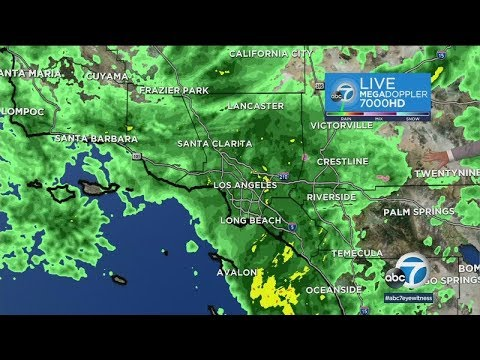 Serious winter storm brings dangerous deluge to SoCal | ABC7
