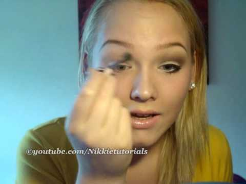 Thumbnail: NikkieTutorials | Back to School with natural yet, sophisticated eyes!