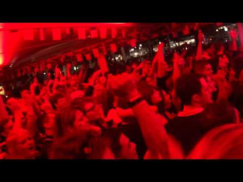 Rugby World Cup 2011 Final reaction O'Hagens Bar