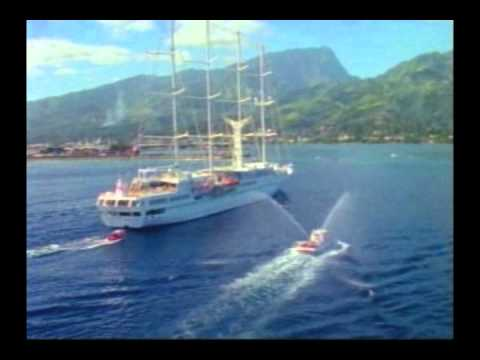 Tribute to M/S Windsong (1987-2003)