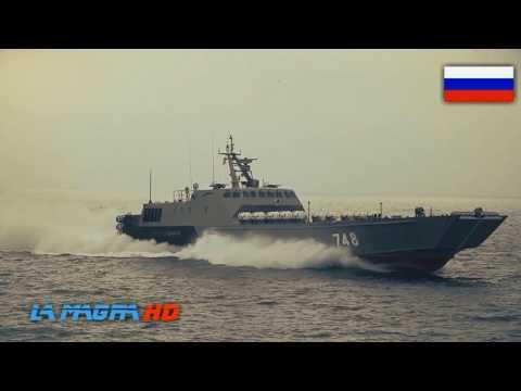 Видео: Project-21820 Dyugon-Class Landing Craft of Russian Navy