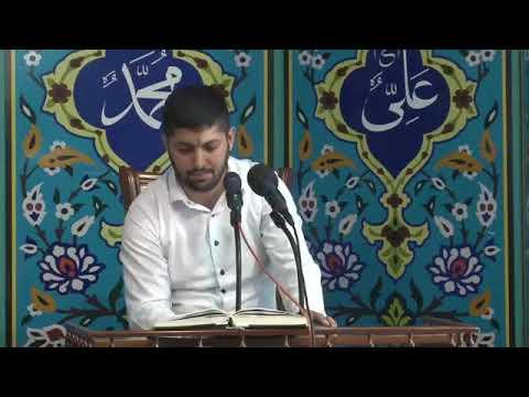 """Haci Rahib """"Ramazan ayının 4-cü günü - Quran Tilaveti"""