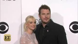 Chris Pratt Adorably Gushes Over Wife Anna Faris and Son Jack During MTV Movie Awards Speech