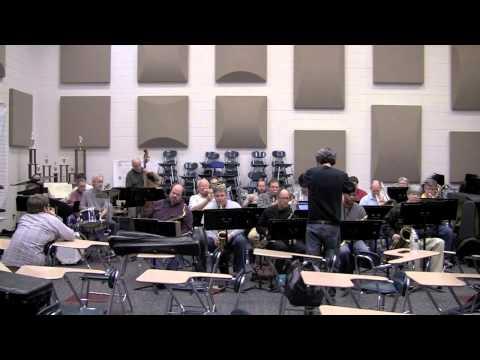 Vosbein KJO rehearsal
