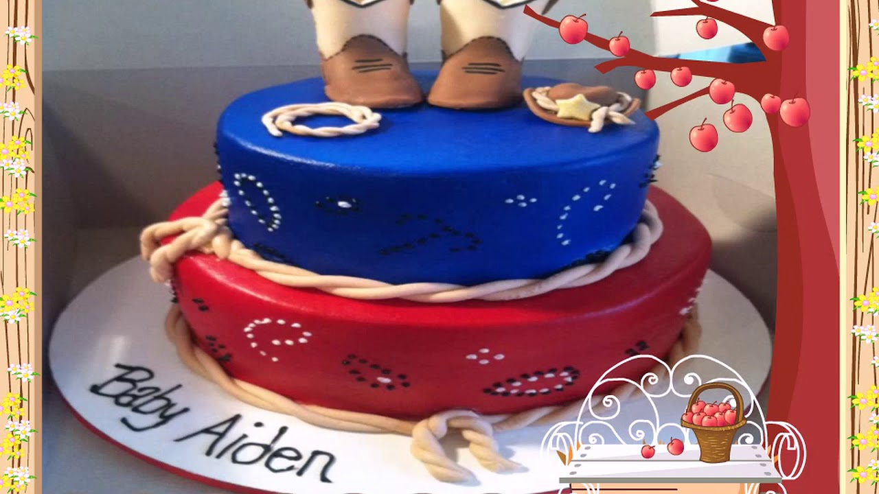 Dallas Cowboys Baby Shower Cake Youtube