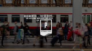 Rudimental - These Days ( Instrumental )