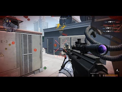 Warface - EU / NA Sniper Open Cup Moments #2 thumbnail