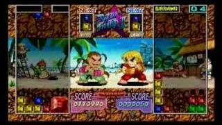 Super Puzzle Fighter II Turbo HD Remix - X