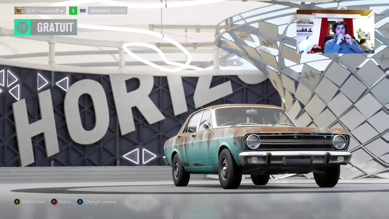 forza horizon 3 - #85 test des voitures du dlc - youtube