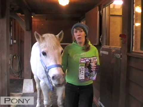 PONY Magazine's Penny and Dugs talk about the January 2010 issue | PONY magazine