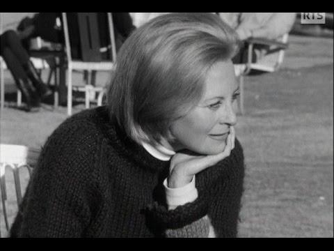 Michèle Morgan et la Nouvelle Vague (1964)