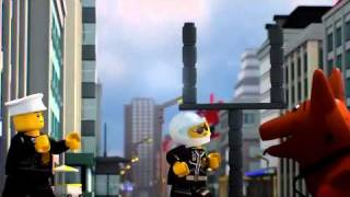 LEGO® City - Rocket Cash Film