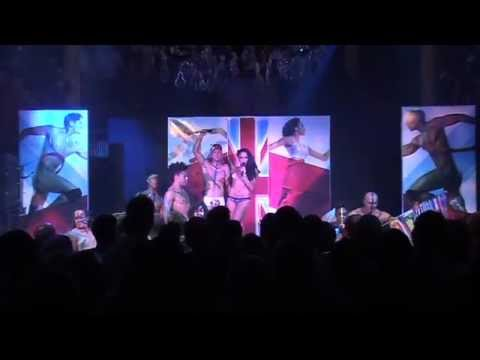 West End Bares 2012 - Opening Number