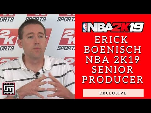 NBA 2K19 Has 'The Entertaining As Hell Tournament' -- M1KE