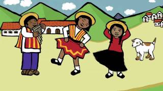 Yaw Yaw Puka Polleracha - A Song in Quechua