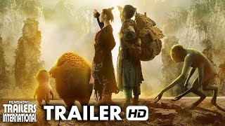 MONSTER HUNT Official Trailer - Action Fantasy Movie [HD]