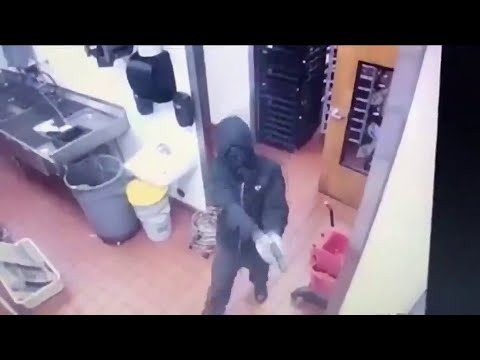 McDonald's Armed Robbery
