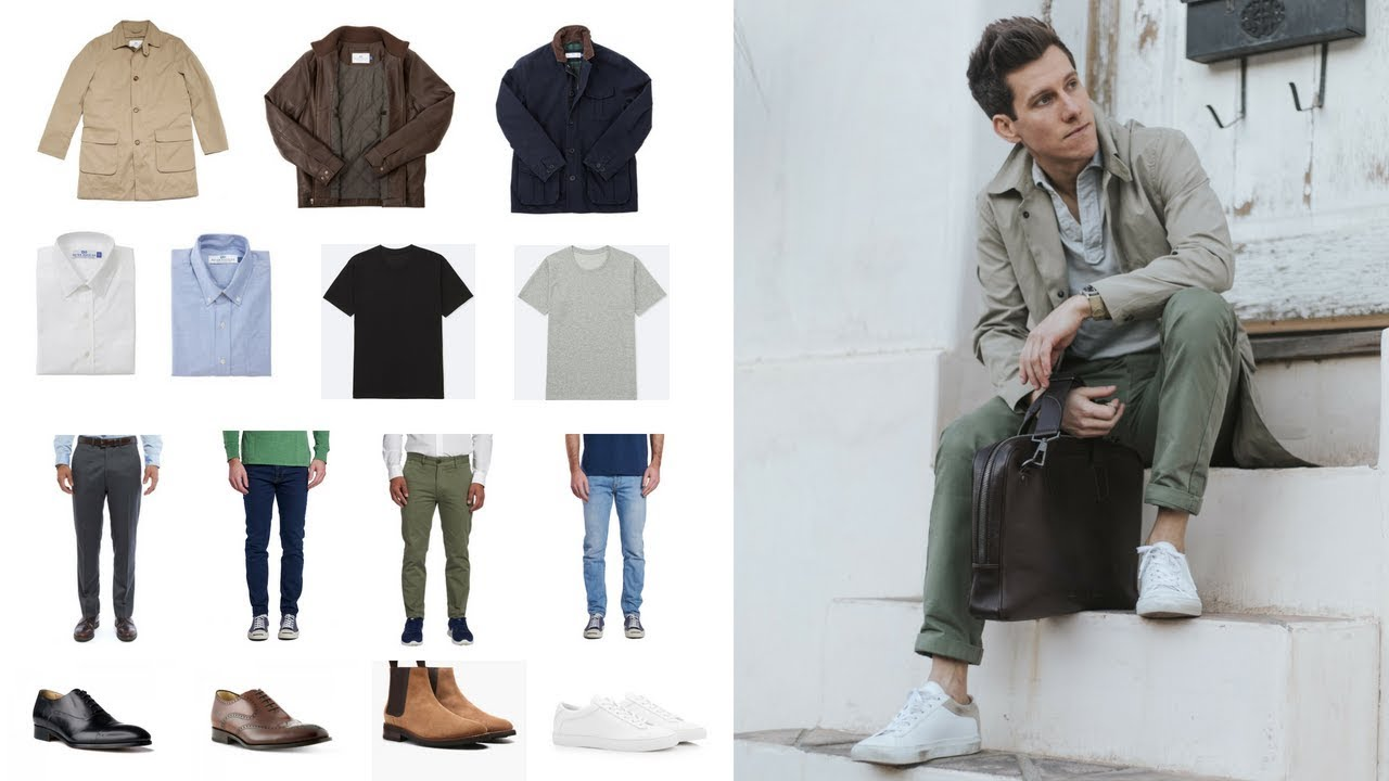 977aa21751c The Best Clothing Colors for Men