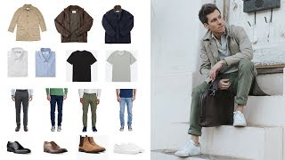 The Best Clothing Colors for Men | Why You Should Wear Neutral Colors