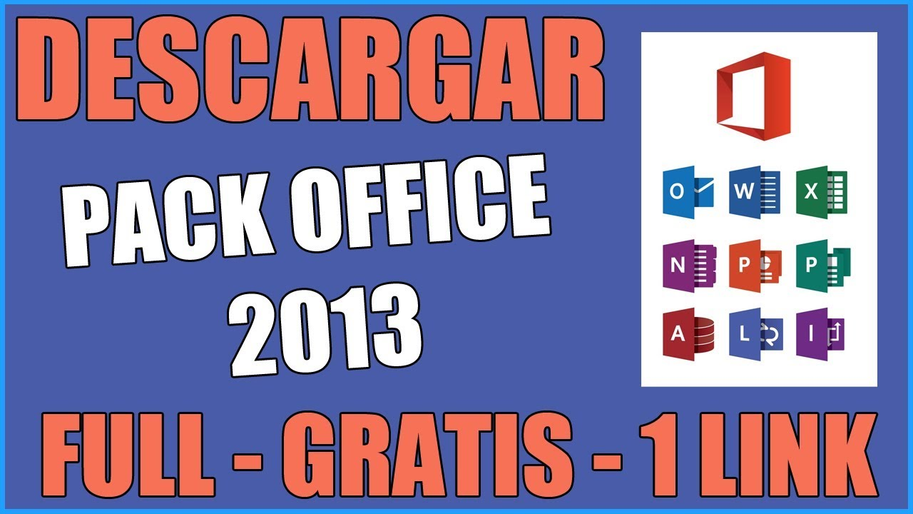 descargar office 2013 portable gratis