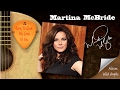 watch he video of BORN TO GIVE MY LOVE TO YOU  -  Martina McBride