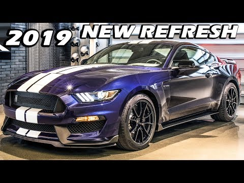 Ford Unveils The ALL NEW  Shelby GT REFRESH!