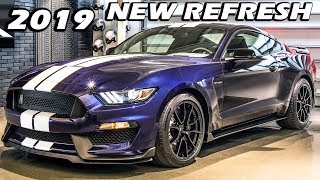 Ford Unveils The ALL NEW 2019 Shelby GT350 REFRESH! thumbnail