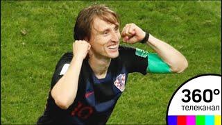 Хорватия и Англия разыграют вторую путевку в финал ЧМ