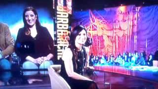 Laura Pausini le invasioni barbariche
