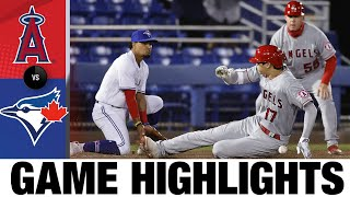 Angels vs. Blue Jays Game Highlights (4/10/21) | MLB Highlights