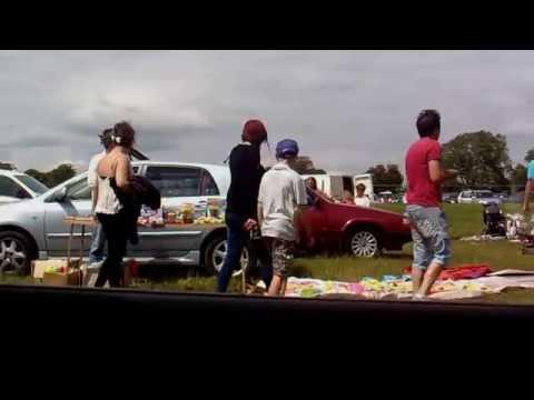 Yeovil Car Sale boot 13/7/14