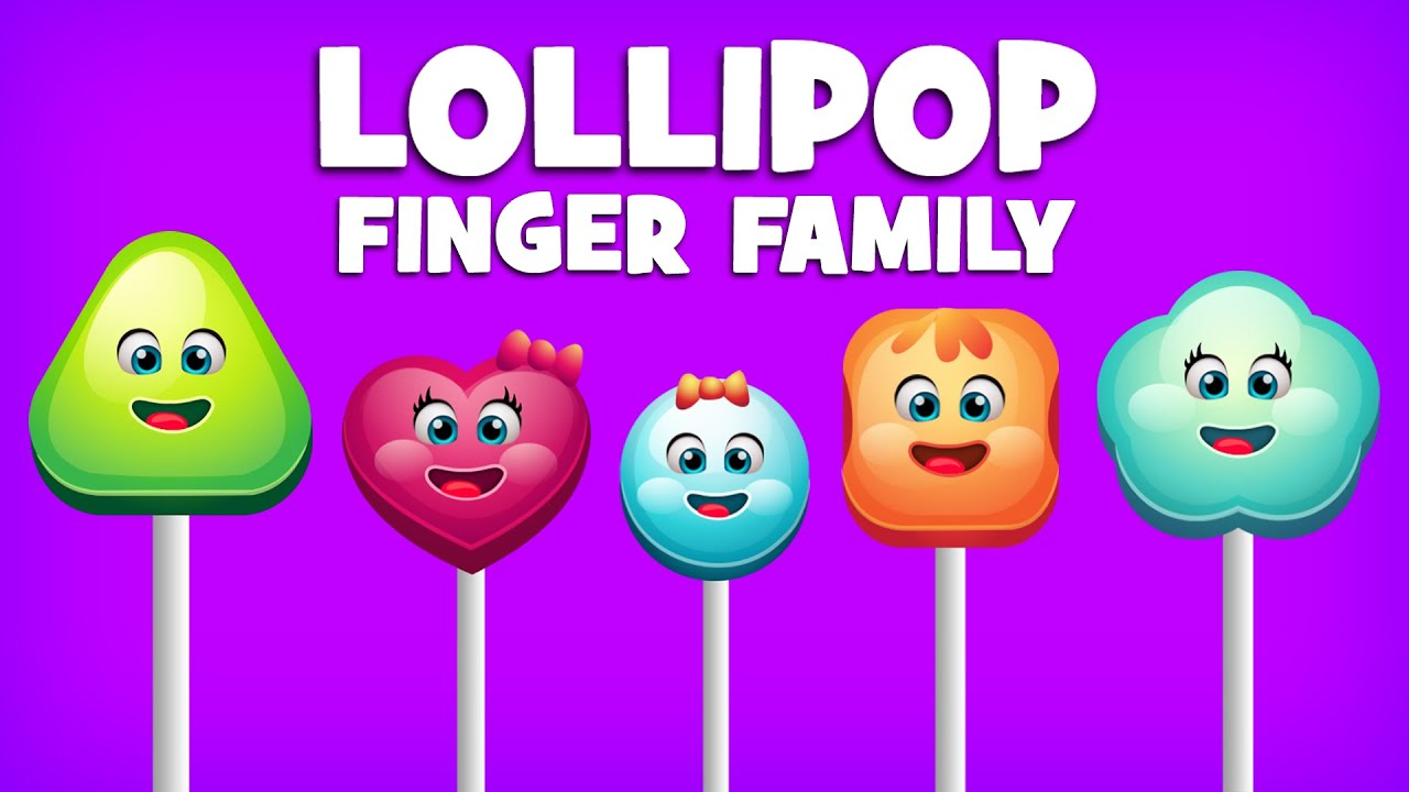 Finger family collection 7 finger family songs - Finger Family Collection 5 Lollipop Finger Family Songs Daddy Finger Nursery Rhymes Youtube