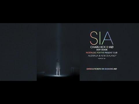 Sia: Nostalgic For The Present Tour Coming to AU + NZ!