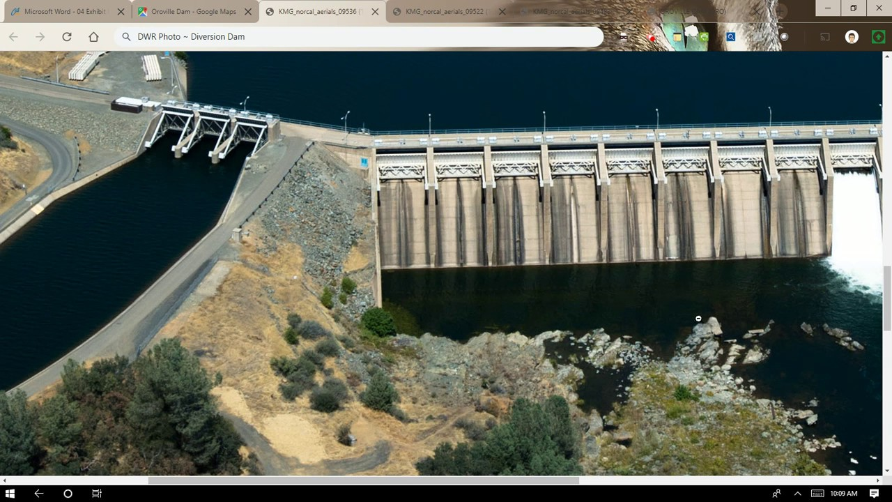 Oroville Dam Watch Guide   flying cuttlefish picayune