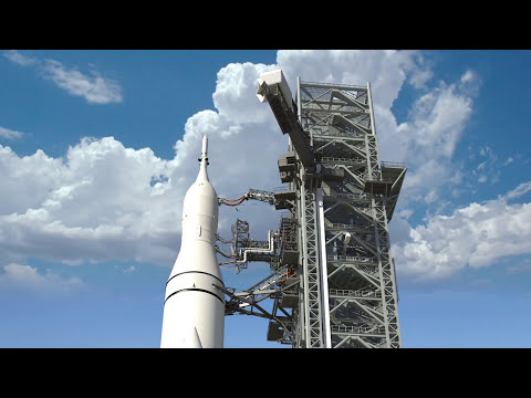 NASA's New SLS/Orion Rocket about to launch, 2017 Video (Space Launch System)