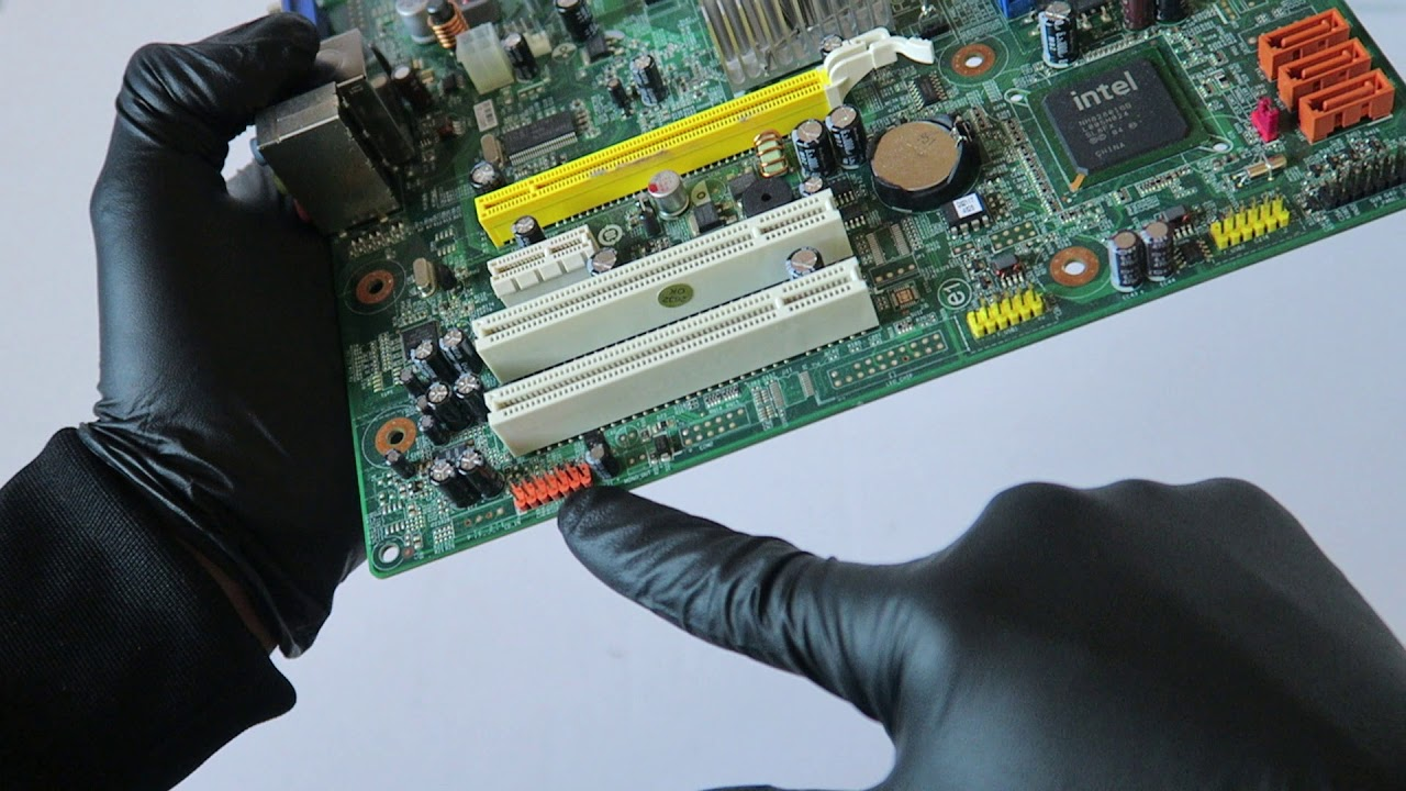 G31t Lm5 Motherboard Youtube
