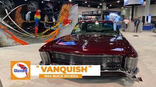 Cruzer's Customs 1964 Buick Riviera Vanquish SEMA 2019