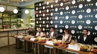 Полина Гагарина: Почему празднуют только свадьбу? Надо ж праздновать и развод!. StarMasterclass