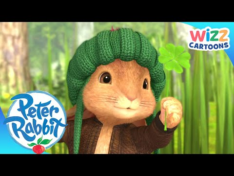 Peter Rabbit | The Tale of the Four Leaf Clover ☘️ | Action-Paced Adventures! | Wizz Cartoons