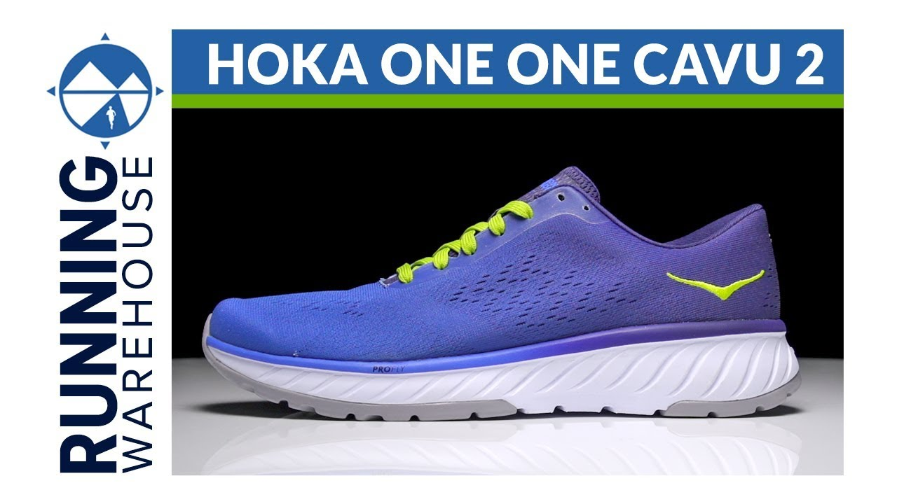 6006db2a3d HOKA ONE ONE Cavu 2 First Look Review. Running Warehouse