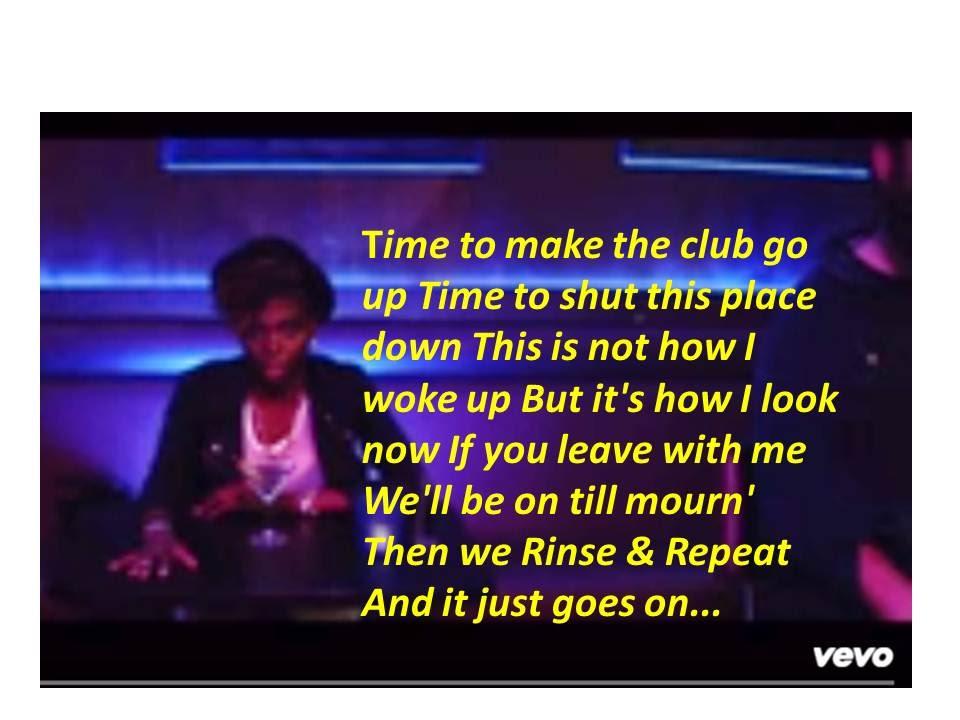 Riton - Rinse & Repeat ft Kah Lo LYRICS - YouTube