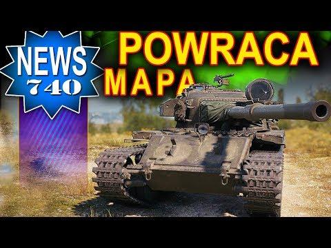 Mapa Prowincja powraca! i nowy czołg premium :) - NEWS - World of Tanks