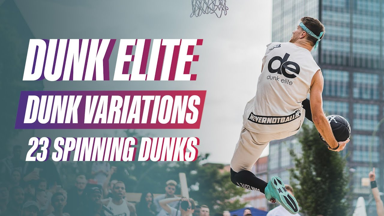 23 mind-spinning 🌪🤪 dunk variations